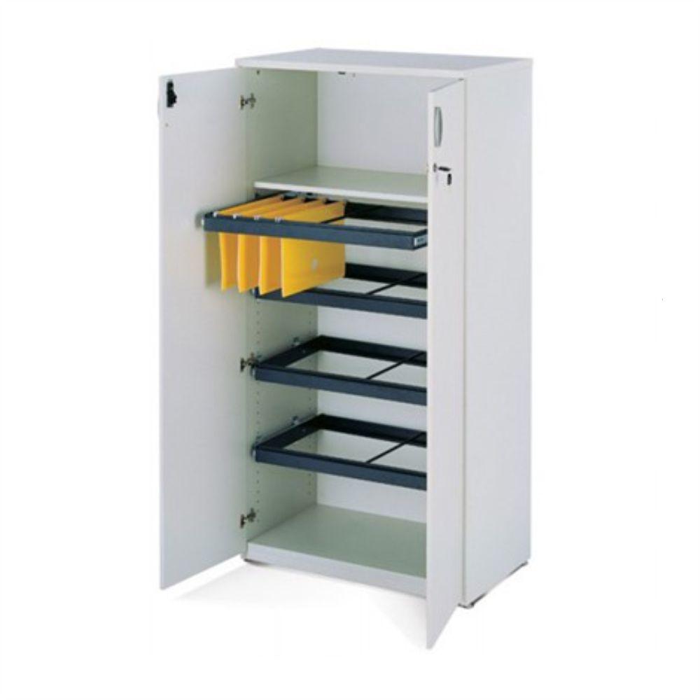 Adesivos De Letras Para Vidro ~ Armário Alto Diretor Com 4 Dispositivos Para Pasta Suspensa Affinidade Móveis