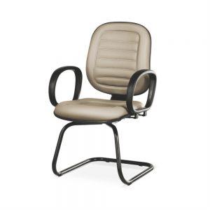 Cadeira Diretor Costura Fixa S CADDIRFIXA01