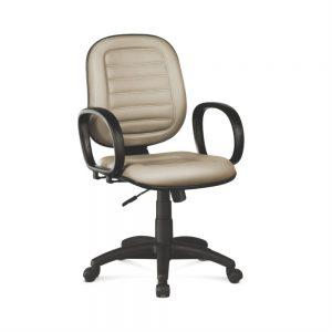 Cadeira Diretor Costura Giratoria CADDIRGIRA01