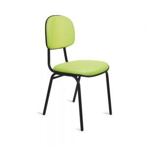 Cadeira Secretaria 04 Pes Fixa CADSECFIX01