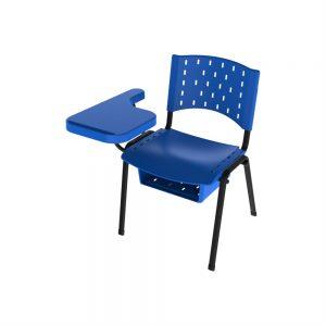 Cadeira Secretaria Universitaria Polipropileno CADUNPOLRE02