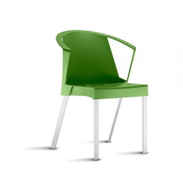 Cadeira SHINE com braco POLSED