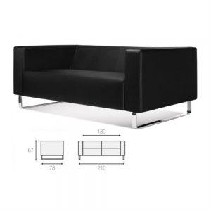 Sofa Prime 02 lugares 4022
