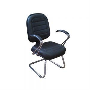 Cadeira Diretor Interlocutor Cromada AFF002