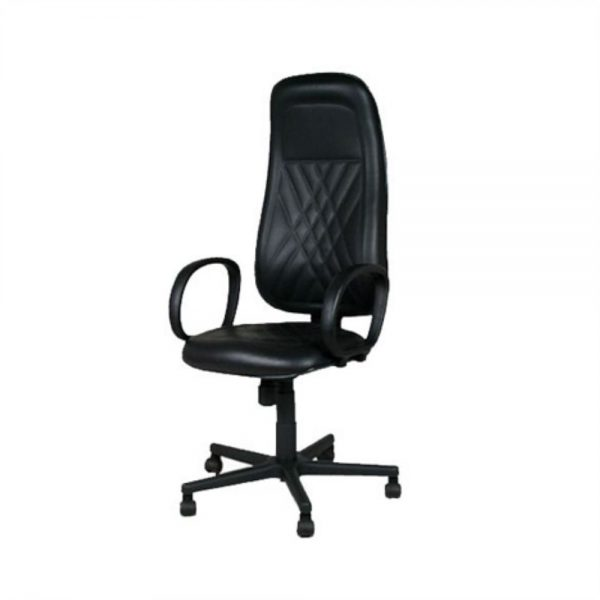 Cadeira Presidente Extra Costura Komanche AFF005