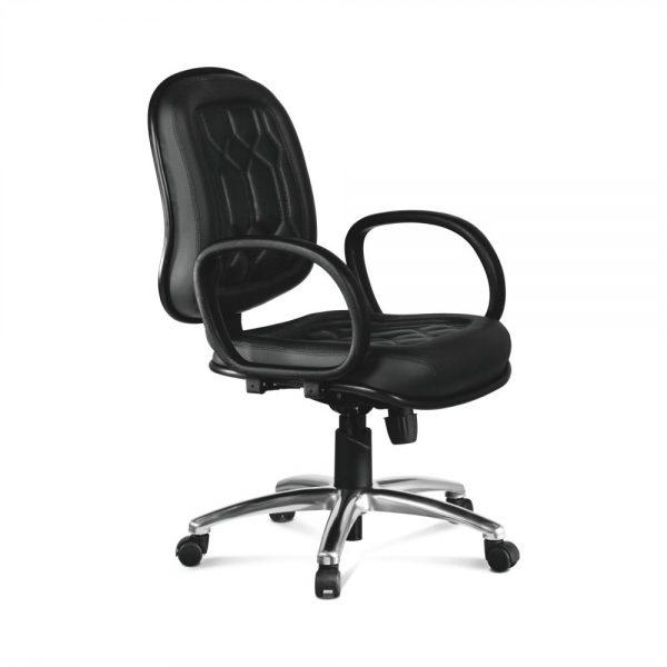 Cadeira Diretor Tescaro Costura Komanche AFF006
