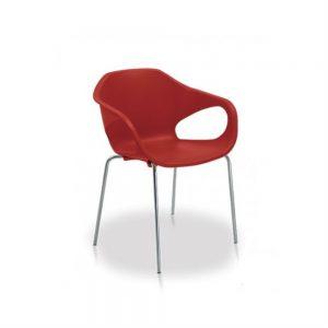 Cadeira Fixa Stay Estrutura Palito AFF33106