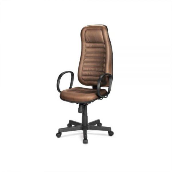 Cadeira Presidente Extra Costura Gomada AFF006