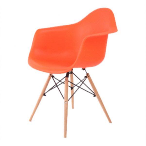 Cadeira Vegas laranja